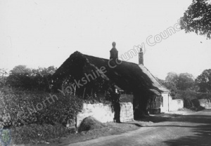 Killinghall, the old toll bar